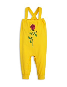 mini rodini - Rose SP baby brace, yellow