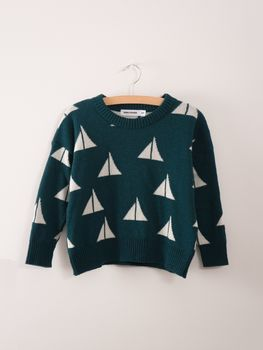 Bobo Choses - Knitted Jumper Alma S.B. AO