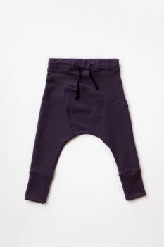 Kaiko - Slouper pants, purple