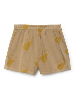 Bobo Choses - Sun Running Shorts, muted clay