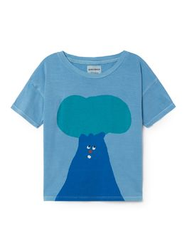 Bobo Choses - T-Shirt Tree, blue