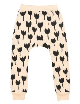 Beau LOves - Davenport pants tulips, pale blush
