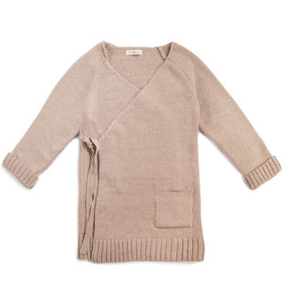 Phil&Phae - Woolmix knit cardigan, Oatmeal
