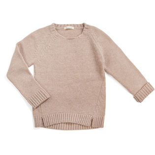 Phil&Phae - Woolmix knit sweater, Oatmeal