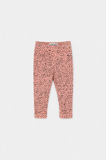 Bobo Choses - Animal Print Leggings, Pink 12000062