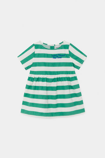 Bobo Choses - A Dance Romance Striped Dress 12000086