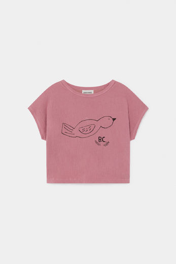 Bobo Choses - Bird Short Sleeve T-Shirt 12001026