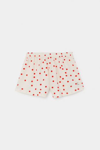Bobo Choses - Dots Jersey Shorts 12001062