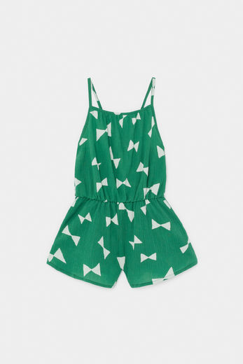 Bobo Choses - All Over Bow Woven Playsuit 12001102