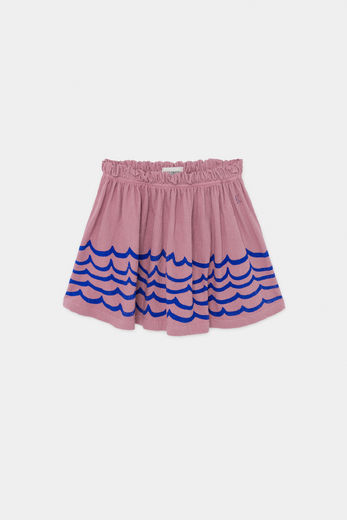 Bobo Choses - Waves Jersey Skirt 12001127