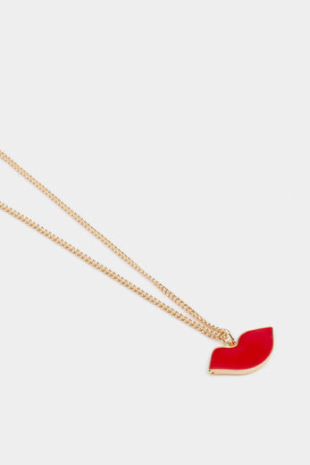 Bobo Choses -  Kiss Necklace 12011046