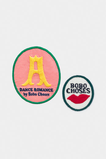 Bobo Choses - Sunrise Iron-On Patches Pack 12011049