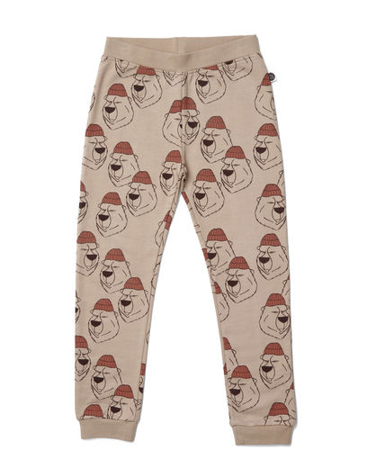 Mainio - Lumberjack Sweatpants, Seasame