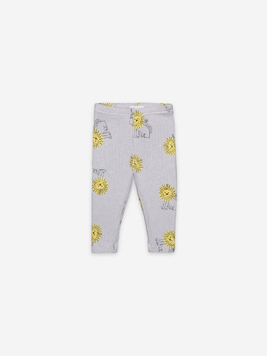 Bobo Choses - Pet A Lion All Over Leggings, 121AB055