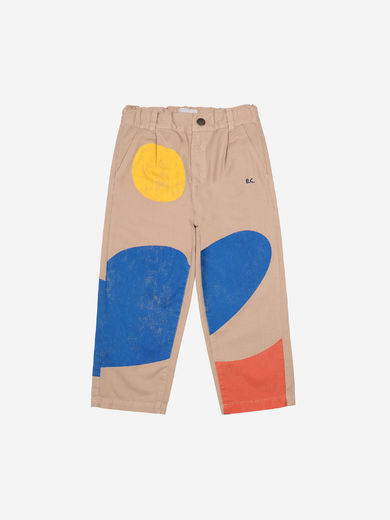 Bobo Choses - Landscape Chino Pants, 121AC061