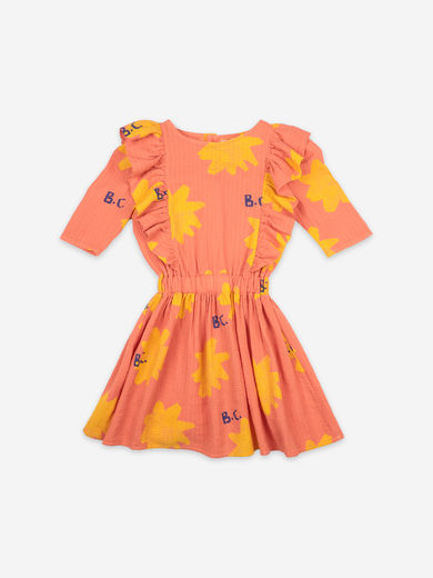 Bobo Choses - Sparkle All Over Woven Dress, 121AC103