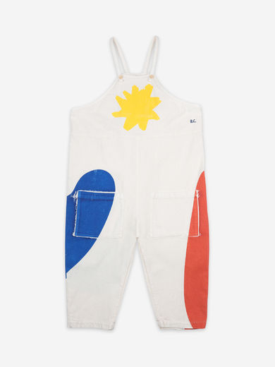 Bobo Choses - Landscape Dungaree, 121AC151