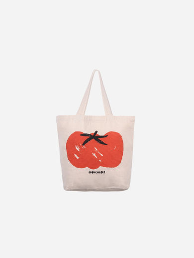 Bobo Choses - Tomato Small Tote Bag, 121AI062