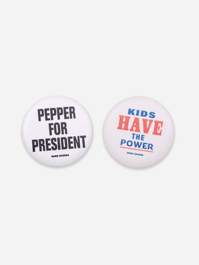 Bobo Choses - Kidspower&Pepper Badge, 121AI080