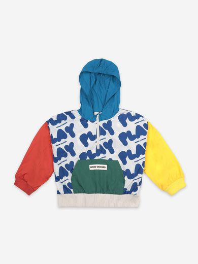 Bobo Choses - Play All Over Rain Jacket, 121AC127