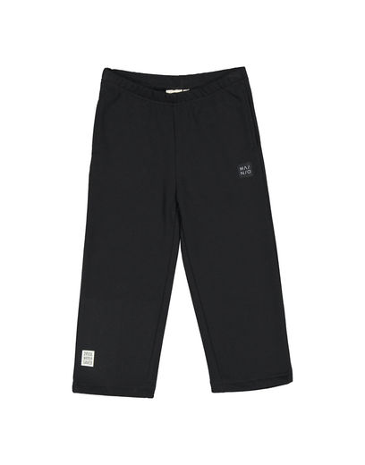 Mainio - Mainio x Pure Waste Pure Sweatpants ankle length, Black