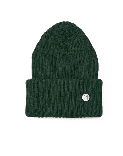 Mainio - Beanie, Dark Green
