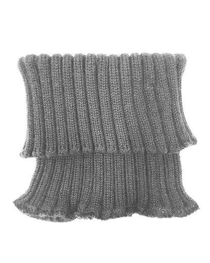 Mainio - NECKWARMER, Mel. grey