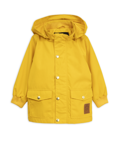 Mini Rodini - Pico jacket, Yellow