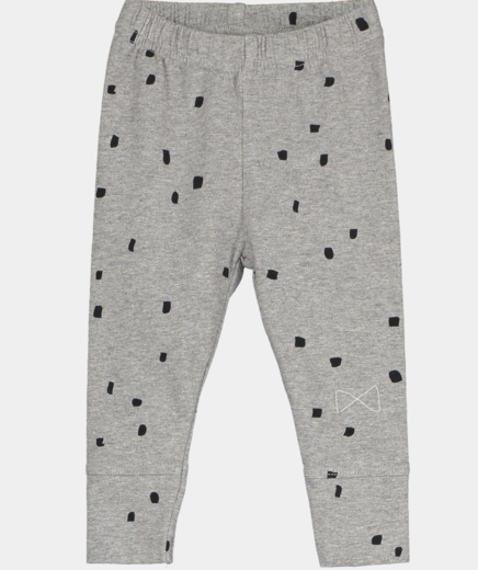 Mini sibling - Slim trousers, confetti