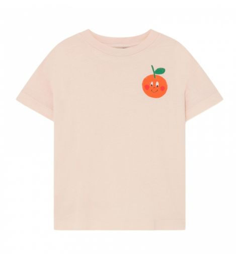 TAO - Rooster kids shirt, red apple