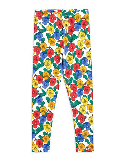 Mini Rodini - Violas leggings, Multi