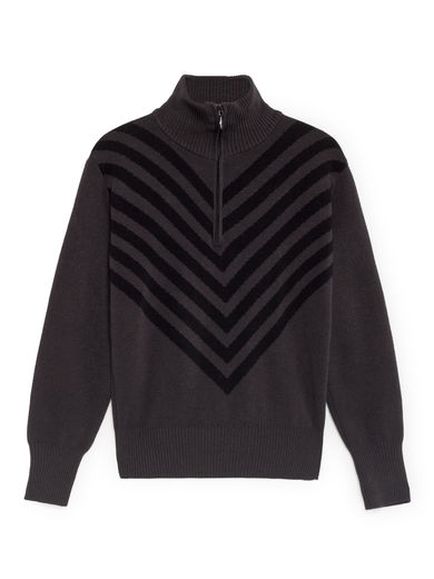 Bobo Choses - Zipped Jumper, Multicolour
