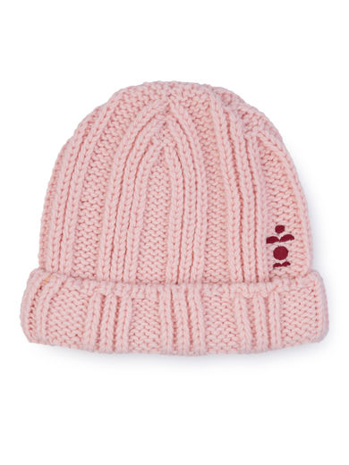 Copy of Bobo Choses - Rose Stripes Beanie, Mellow Rose / BABY