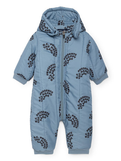 Bobo Choses - The Happy Sads Padded Overall, Heritage Blue