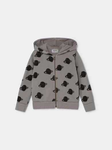 Bobo Choses - All Over Big Saturn Hooded Sweatshirt (219048)