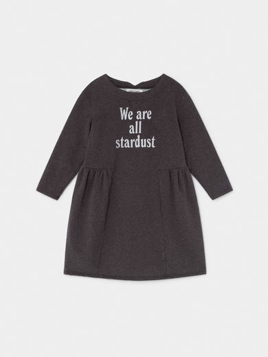 Bobo Choses - We Are All Stardust Fleece Dress (219082)