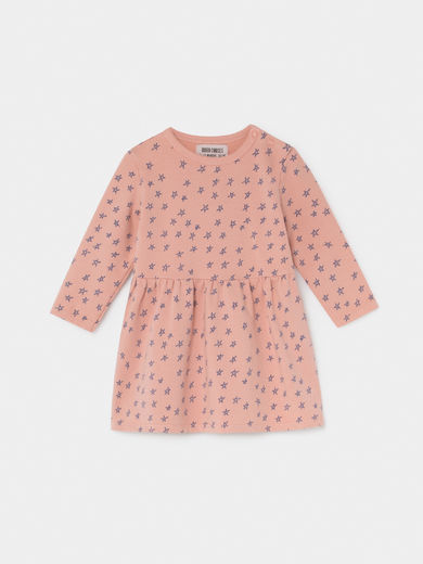 Bobo Choses - All Over Stars Fleece Dress, Baby (219186)
