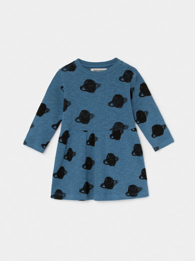 Bobo Choses - All Over Small Saturn Jersey Dress, Baby (219187)