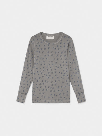 Bobo Choses - All Over Stars Long Sleeve T-Shirt (219243)
