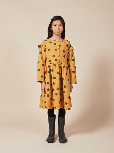 Bobo Choses - Spray Dots Woven Dress (22001118)