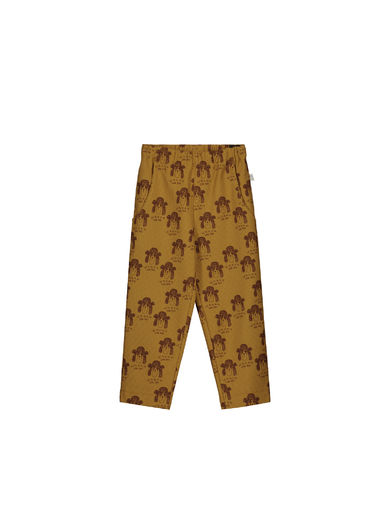 Mainio - In the Same Boat sweatpants, Golden Brown (50035)