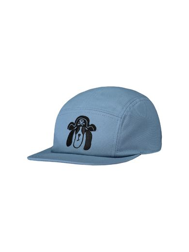 Mainio - 5-panel cap, In The Same Boat / Pigeon Blue (50202)