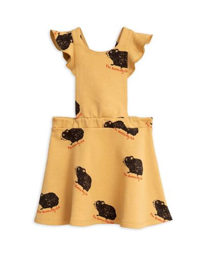 Mini Rodini - Guinea pig dress, Beige