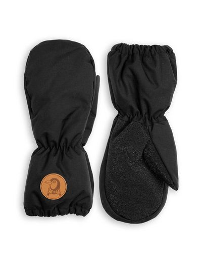 Mini Rodini - Alaska glove, Black