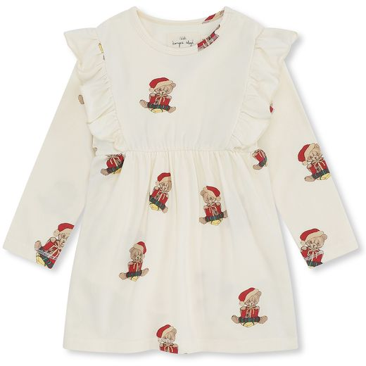 Konges Slojd - Christmas dress, teddy