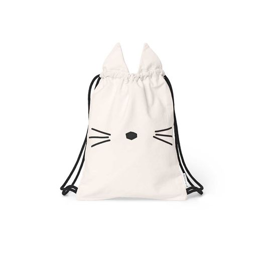 Liewood - Gert gym bag cat, sweet rose