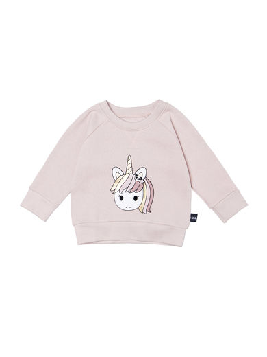 Huxbaby - UNICORN SWEATSHIRT, Sugar