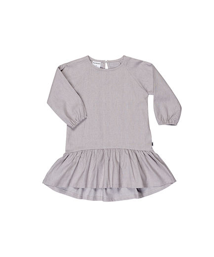 Huxbaby - Play Dress, Light Grey