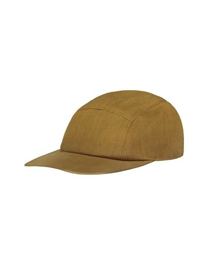 Mainio - 5-panel cap, Ochre (13601)
