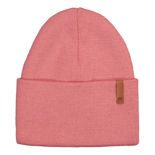 METSOLA - Folded beanie, Strawberry ice